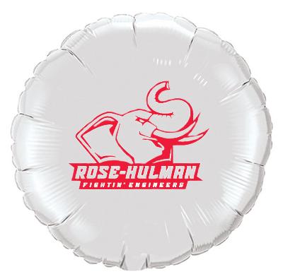 MCM Rose-Hulman Mylar Balloon