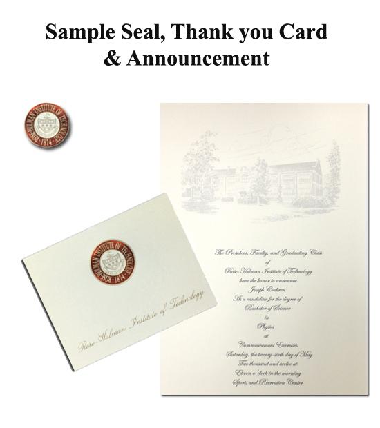 Graduation Announcement Premium Package