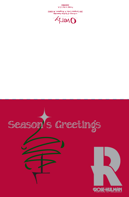 Overly Season Cards