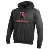 Champion Hooded Sweatshirt Charcoal or Cardinal thumbnail