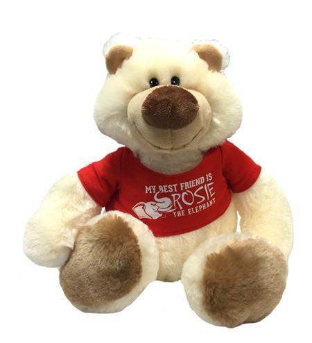 Mascot Factory Iggy Bear