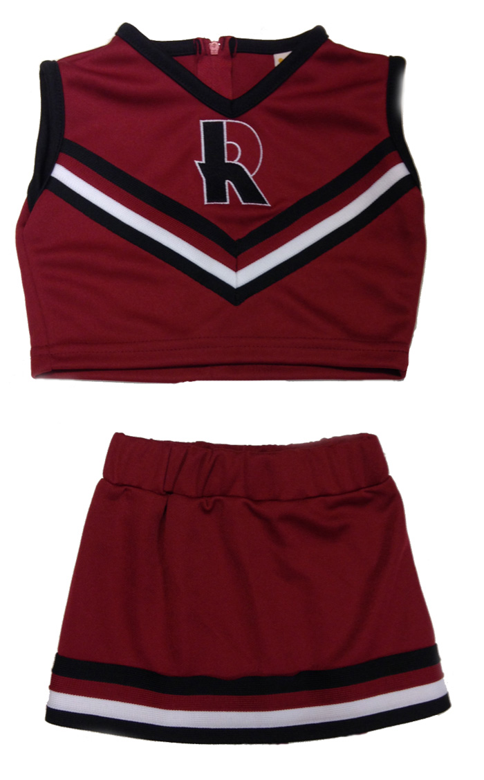 Little King Cheerleader Outfit