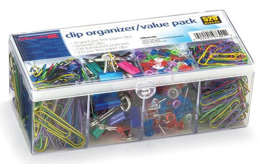 Officemate OIC Supply Value Pack