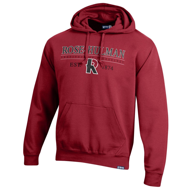Gear Hooded Sweatshirt