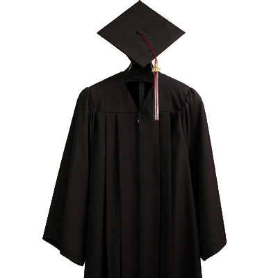 Bachelor's Gown Set