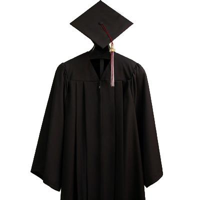 Bachelor's Gown Set