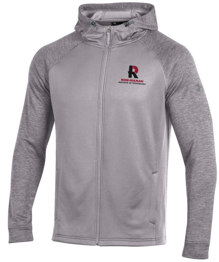 Under Armour Full Zip Hooded Sweatshirt