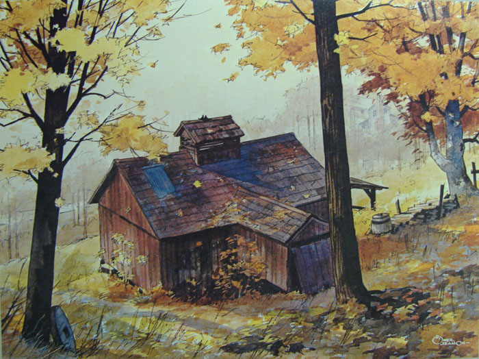 Cover Image For SALTY SEAMON BARN STILL