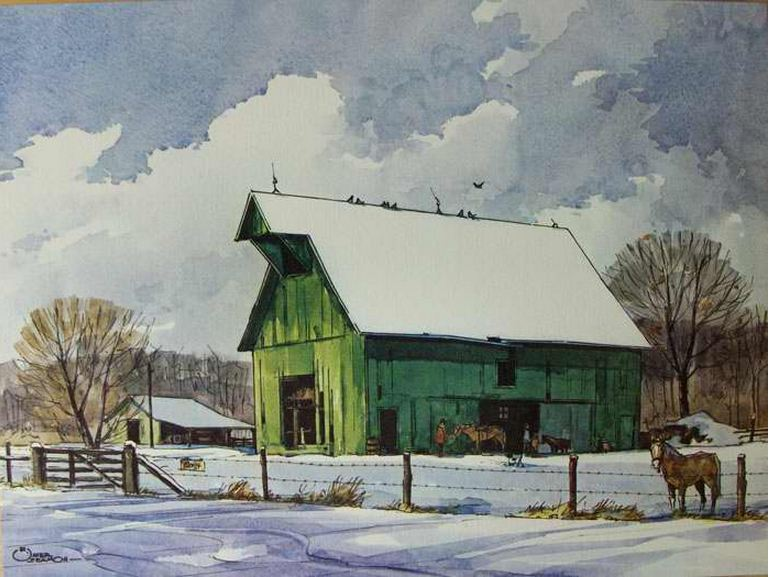 Image for JOLLY GREEN BARN