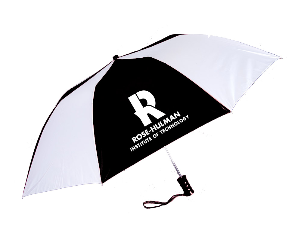 Cover Image For Storm Duds 4500 Umbrella Black and White