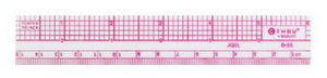 Image for Westcott Graph Ruler W-20