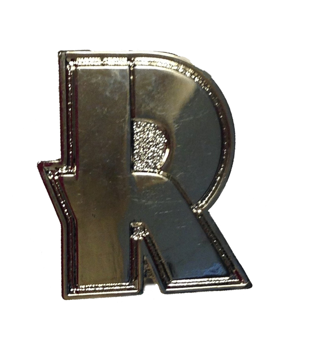 Image for CATANIA R PIN SILVER