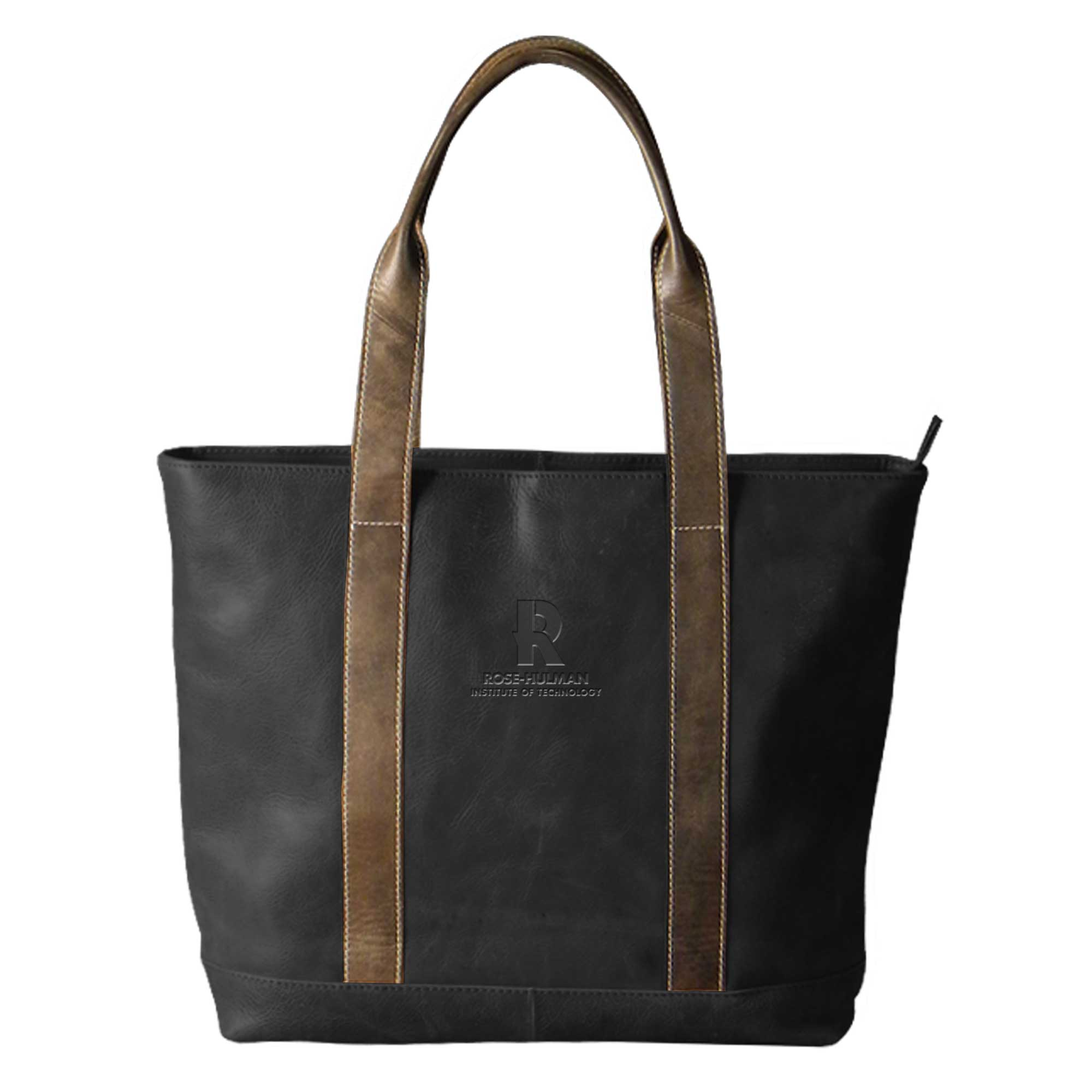 Image for Carolina Sewn Leather Tote