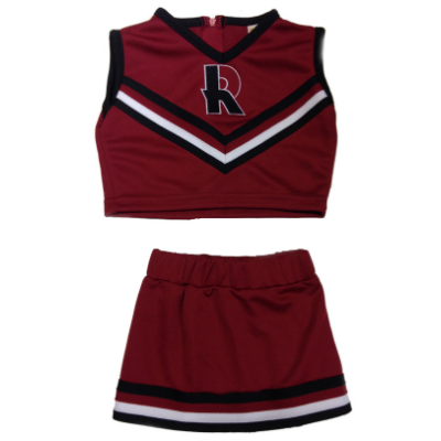 Cover Image For Little Cheerleader 2 Piece Set