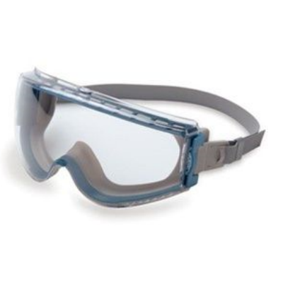 Cover Image For UVEX Stealth Teal Chemical Splash Safety Goggles