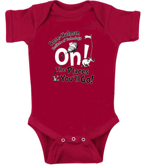 Image for College Kids Onesie