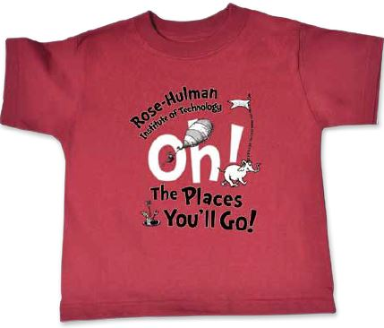 Image for College Kids Toddler T-Shirt