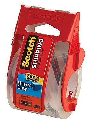 Image for Scotch Heavy Duty Packing Tape