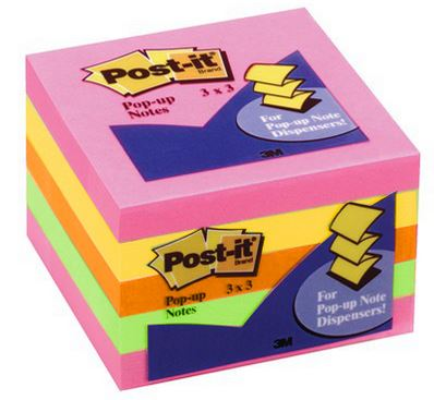 Image For Post-It Pop-Up Notes