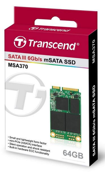 Image for Transcend 64 GB Drive