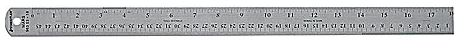 Image for Staedtler® Stainless Steel Ruler, 18""