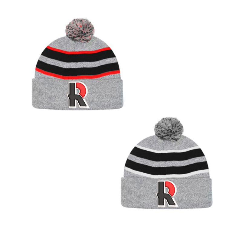 Image for Pacific Headwear Striped Knit Cap