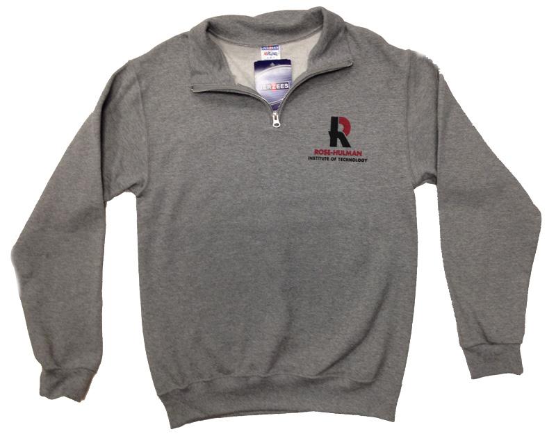 Image for Russell 1/4 Zip Sweatshirt