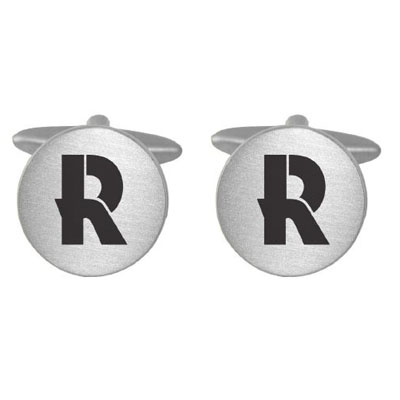 Image For LXG Silver Cuff Links
