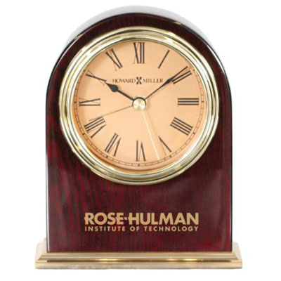 Image For Howard Miller Desk Clock