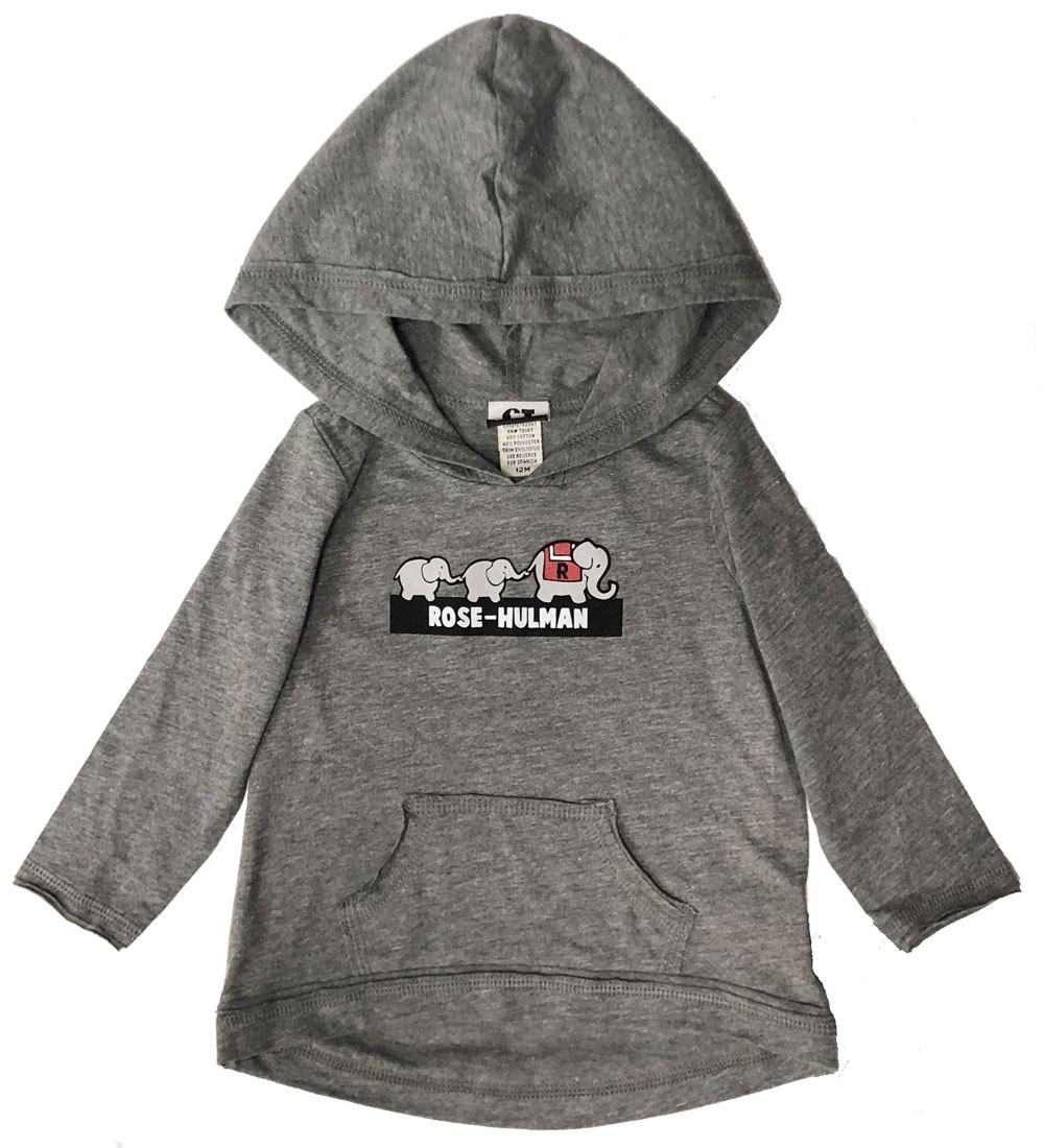 Image For CI Infant Hooded Sweatshirt