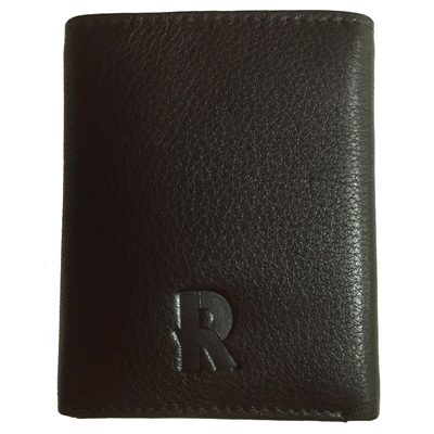 Image For Canyon Leather Tri-Fold Wallet