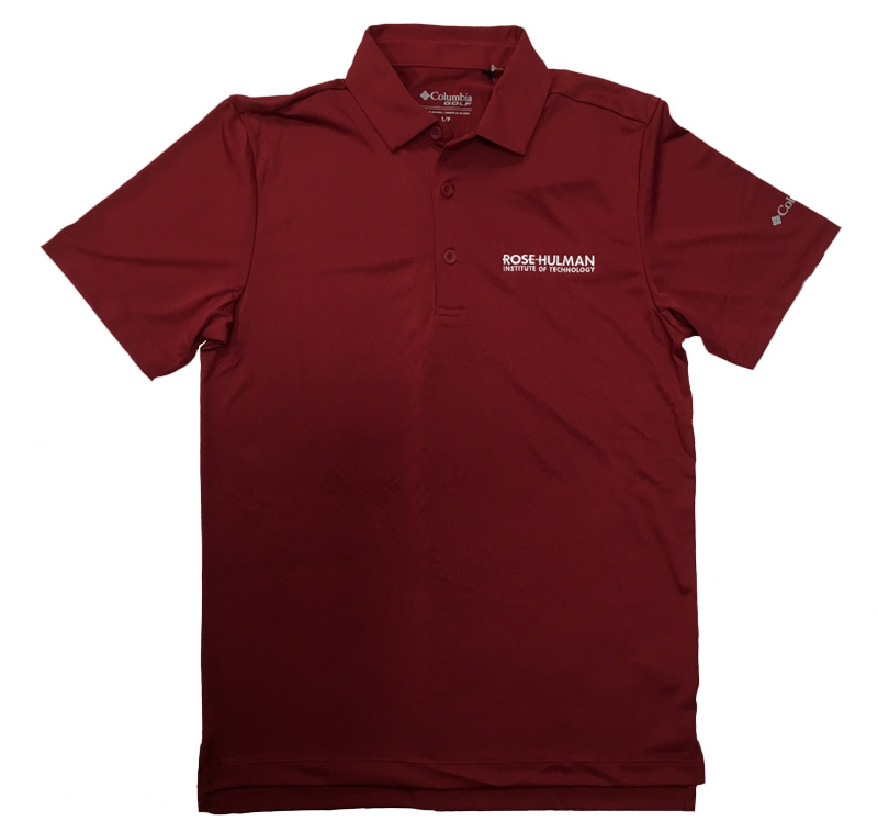 Image For Columbia Golf Polo Shirt