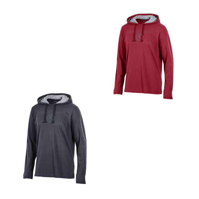 Image For Gear Hooded Long-Sleeve T-Shirt