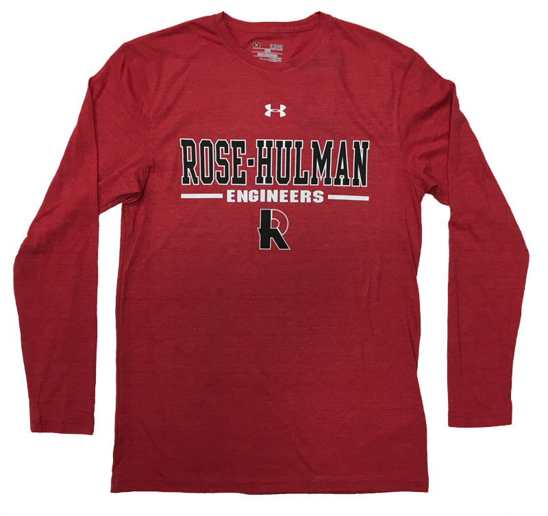 Image For Under Armour Triblend Long-Sleeve Shirt