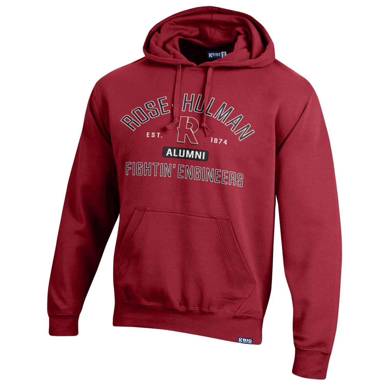 Image For Gear Alumni Hooded Sweatshirt