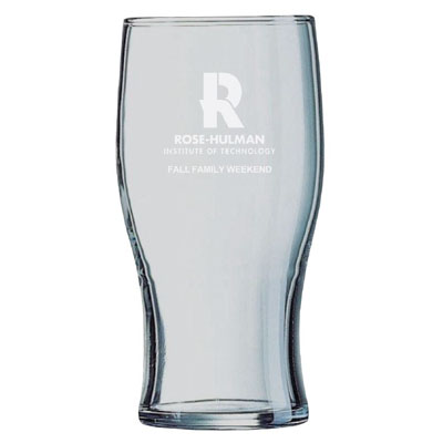 Cover Image For LXG Irish Pub Glass (Fall Family Weekend)
