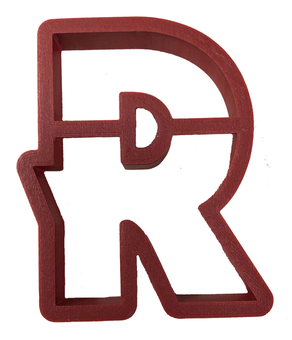 Image For Cookie Cutter Small R