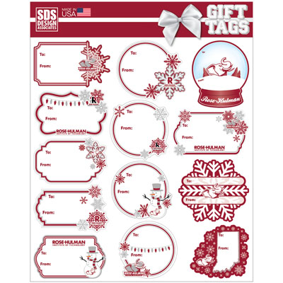 Image For SDS Winter Gift Tags