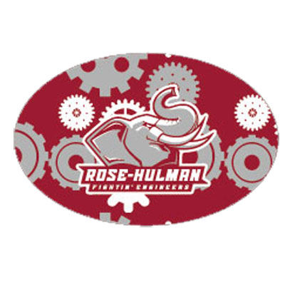 "Cover Image For SDS 2"" Gear Fill Elephant Decal"