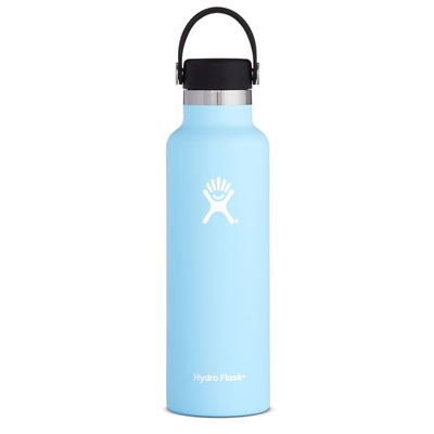 Image For Standard Mouth Hydro Flask 21 oz (Frost)