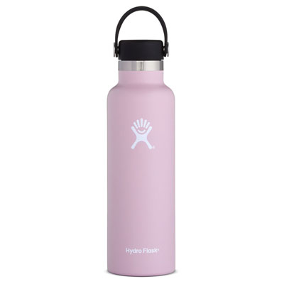Cover Image For Standard Mouth Hydro Flask 21 oz (Lilac)
