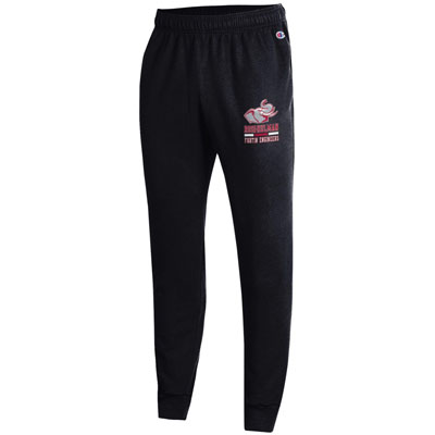 Image For Champion Fleece Jogger Pant Black