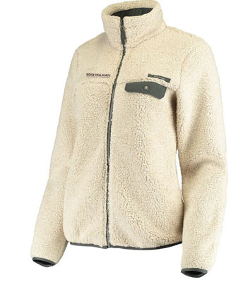 Image For Columbia Fleece Full Zip Jacket Ladies