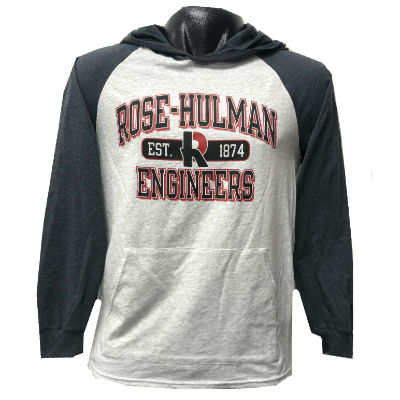 Cover Image For Russel Long Sleeve Hooded T-Shirt