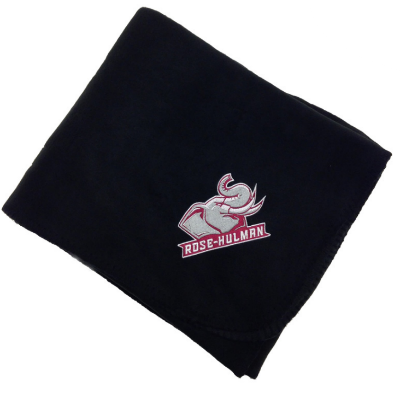 Image For CI Sport Fleece Blanket Black