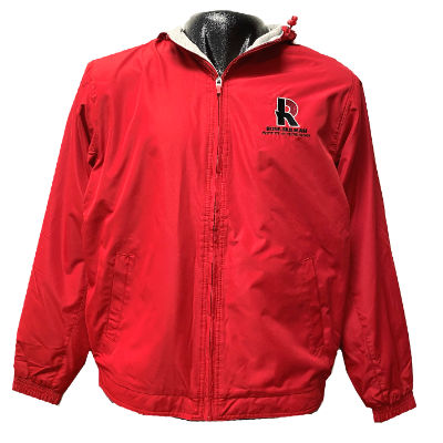 Image For Hooded Full Zip MV Sport Jacket
