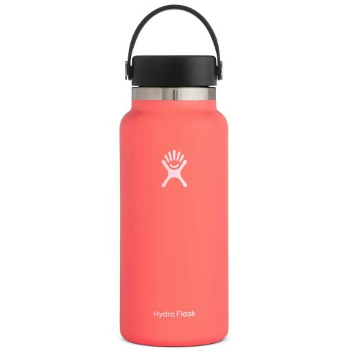 Cover Image For HYDRO FLASK 32OZ HIBISCUS