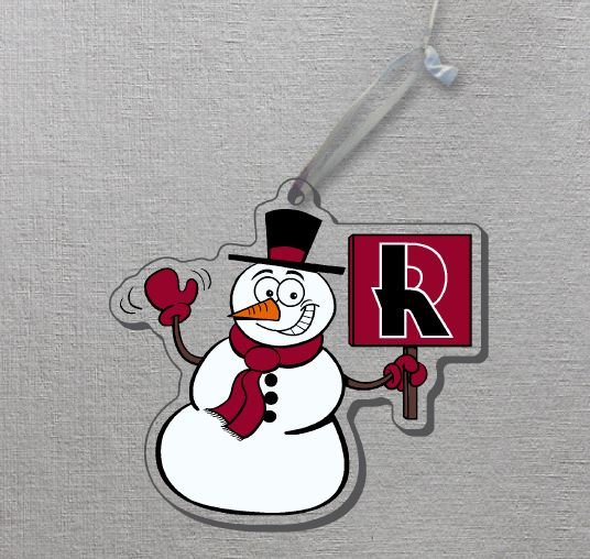 Image For CDI ORN SNOWMAN WITH R