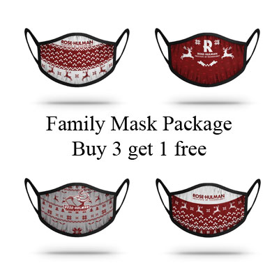Image For Family Mask Package